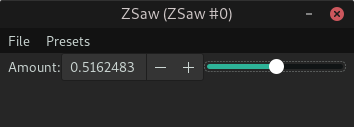 ZSaw screenshot
